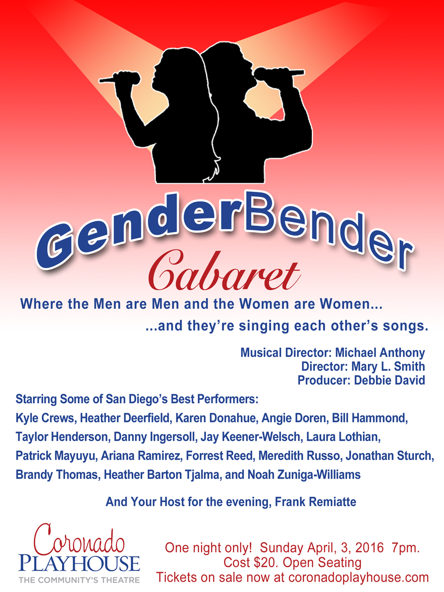 swap gender bender cabaret tickets
