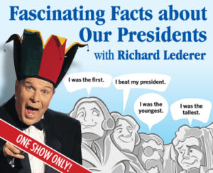 Fascinating Facts about Our Presidents @ Coronado Playhouse | Coronado | California | United States