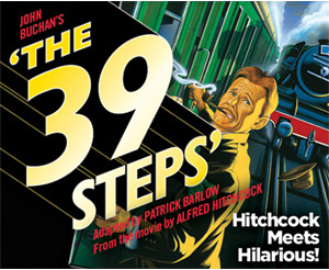 THE 39 STEPS Matinee @ Coronado Playhouse | Coronado | California | United States