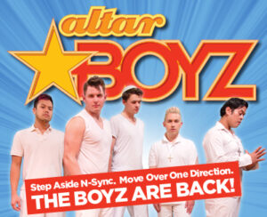 ALTAR BOYZ @ Coronado Playhouse | Coronado | California | United States