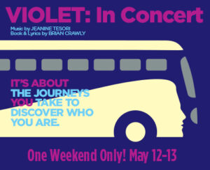 VIOLET: IN CONCERT @ Coronado Playhouse | Coronado | California | United States