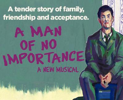 A MAN OF NO IMPORTANCE @ Coronado Playhouse | Coronado | California | United States