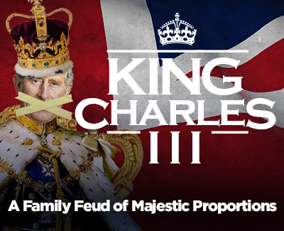 KING CHARLES III Matinee (March 31st)